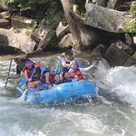 Wildwater Allowed the Girls to Bunch up Front.Made it Exciting!!