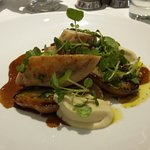 Chicken mains at House for an Art Lover Cafe