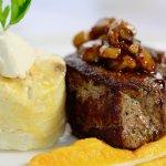 Prime fillet of Irish beef