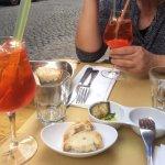 Aperitivo (zuccini was awesome)