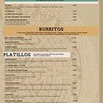 Don Mario's Mexican Cuisine Menu