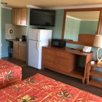 One-Room Efficiency, Two double beds