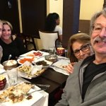 Hungary diners enjoying the Mynt experience!