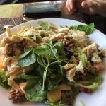 Chicken Salad with Walnuts