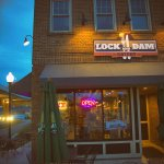 Lock and dam eatery
