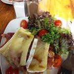 Bacon Cheese Sandwich