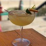 Margarita at Shaggy's