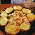 Sunglow shrimp