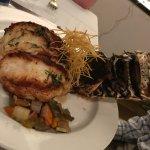 Lobster at Atelier Restaurant in Havana, Cuba