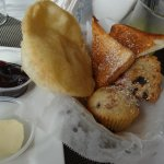 Continental Breakfast Pastry Basket
