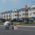 Photo de Hotel Blue