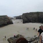 Foto di Playa de las Catedrales