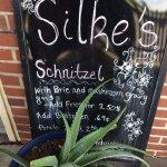 Schnitzel... seriously!