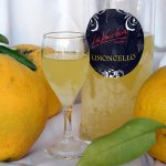 House infused limoncello