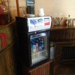 corner -cold drinks