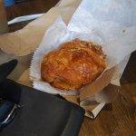 my ham and cheese crouisant