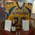 Wyoming Football Colors