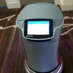 The Dash, delivery robot