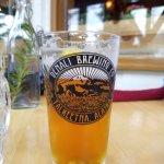 Local Denali Brewing beer