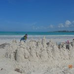 Sand castling