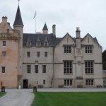 Brodie Castle.
