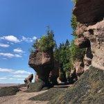 Photo de Hopewell Rocks