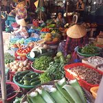 Vibrant markets