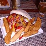 Sanwich de Pernil