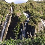 a few of the many waterfalls