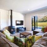 Vineyard Villa Living Room