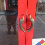 Chili door handles