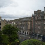 Buildings and Salisbury Crags