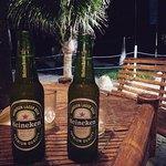 P&M Final Option Beach Resort beer