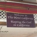 Potret The Hotel California