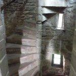 Huntingtower Castle.