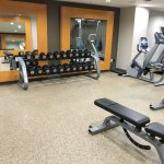 Fitness Center Dumbbells