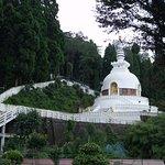 As the name says Peace Pagoda