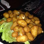 Fried cheese curds in Wisconsin? NO WAY!