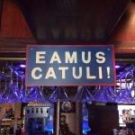 """Eamus Catuli"" is a Latin translation for ""Let's go Cubs"" @ Carvetti's!"