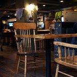 Red Stag Tavern interior