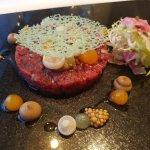 beef tartar