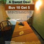 Eska Sweet Deal - BUY 10X  FREE  5X