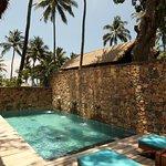 Akasha Pool Villa Interior