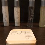 PUR soap amenities, Podollan Inn & Spa ,10612 99 Ave, Grande Prairie, Alta
