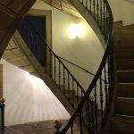 Un des escalier intérieur