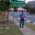 Waiting Point at Canungra