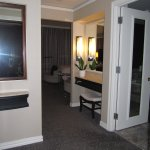 Entry - view as you open door into room