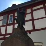 Die ehemalige Residenz des Kardinals... Tolle Anlage, wunderschönen Blick auf Limburg und einen