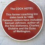 Valokuva: The Cock Hotel