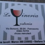 Photo of La Vineria